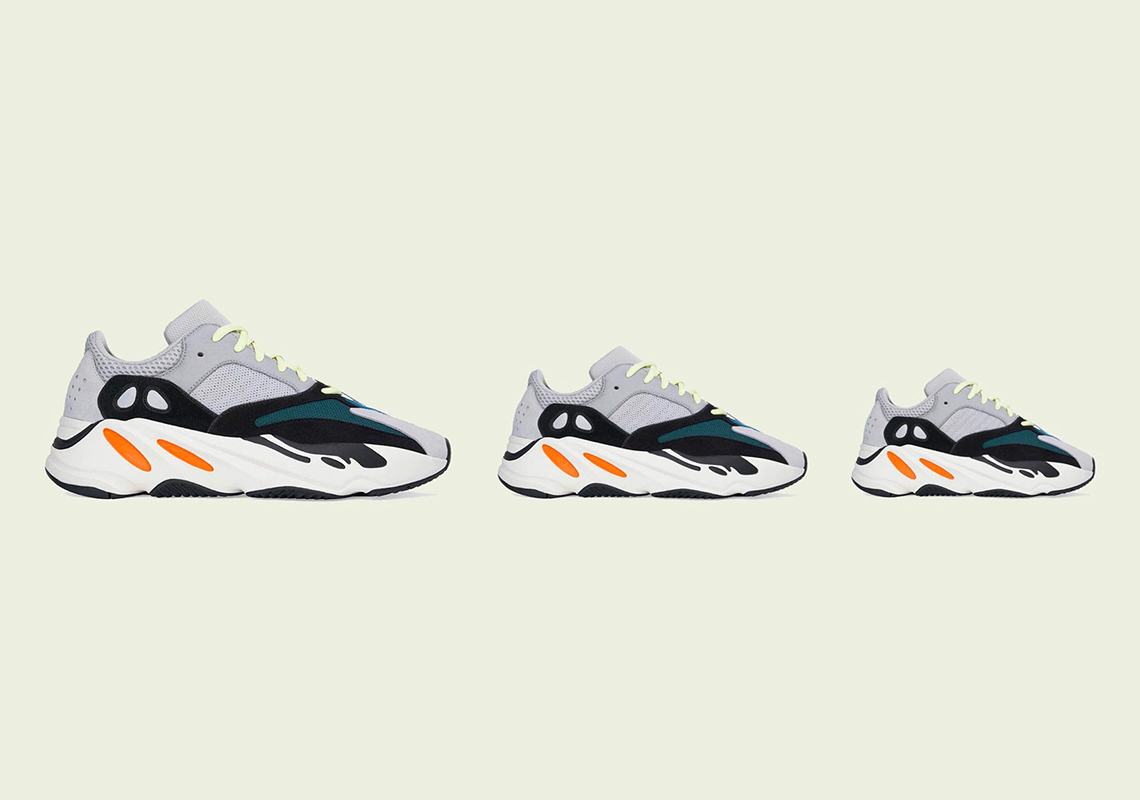 huge selection of 34096 4ea9e adidas Yeezy 700 Waverunner 2019 Release Date | SneakerNews.com