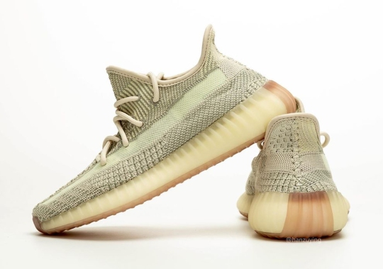 "Detailed Look At The adidas Yeezy Boost 350 v2 ""Citrin"""
