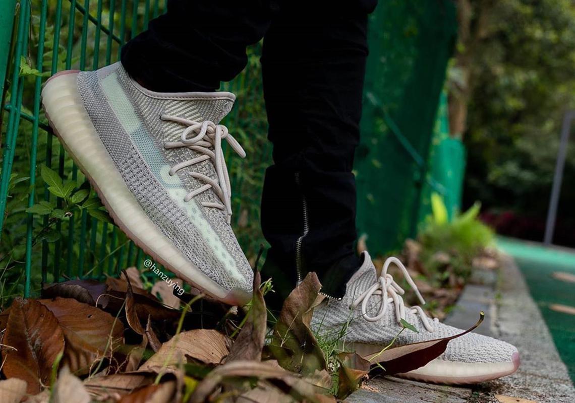 adidas Yeezy Boost 350 v2 Citrin FW3042 |