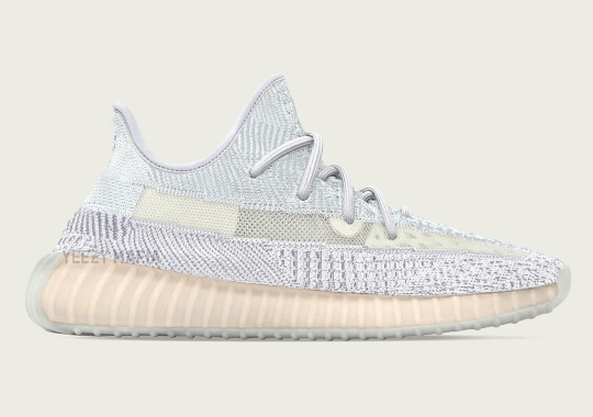 "adidas Yeezy Boost 350 v2 ""Cloud White"" Releasing In September"