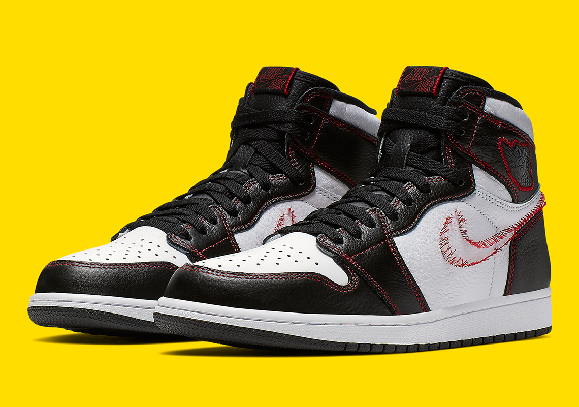 "Air Jordan 1 High OG ""Defiant"" Coming Soon: Official Photos"
