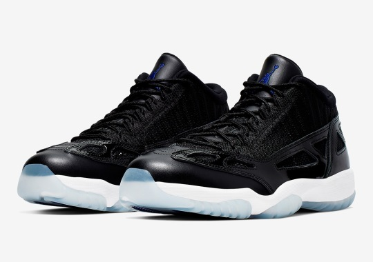 "Where To Buy The Air Jordan 11 IE ""Space Jam"""
