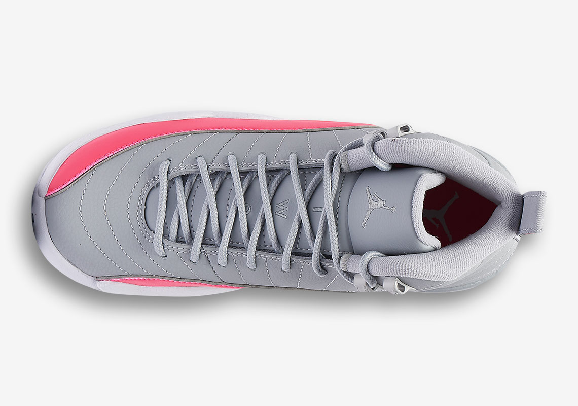 "best loved f2337 d4b4f The Air Jordan 12 ""Racer Pink"" Releases On July 31st ..."