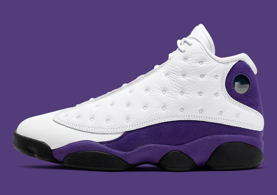 "Where To Buy The Air Jordan 13 ""Lakers"""