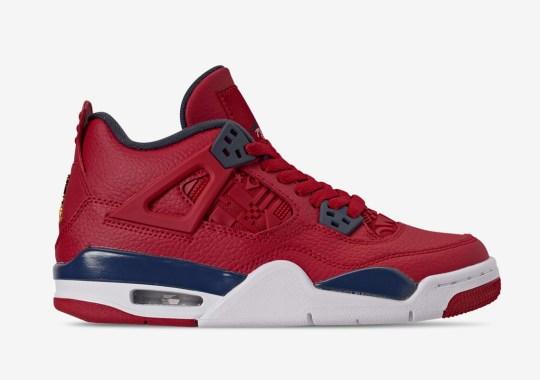 The Air Jordan 4 FIBA Releases On September 7th