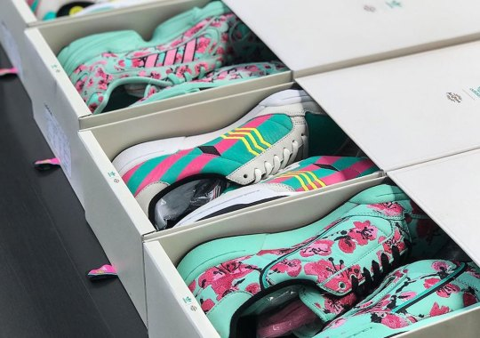 AriZona Iced Tea And adidas Brew Up A Chaotic Release That Gets Shut Down By NYPD
