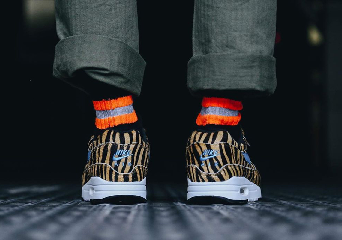 atmos Nike Air Max 1 Animal Pack 3.0 Release Date