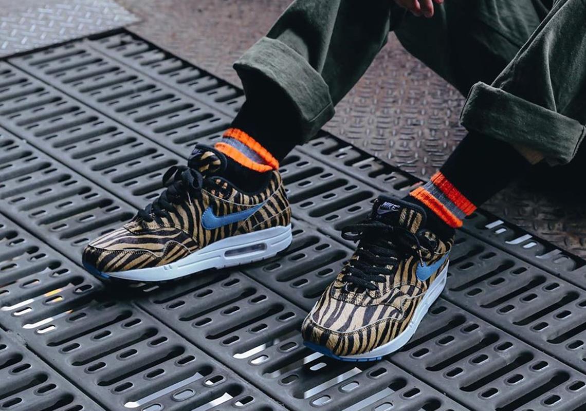 atmos Nike Air Max 1 Animal Pack 3.0 Release Date | SneakerNews.com
