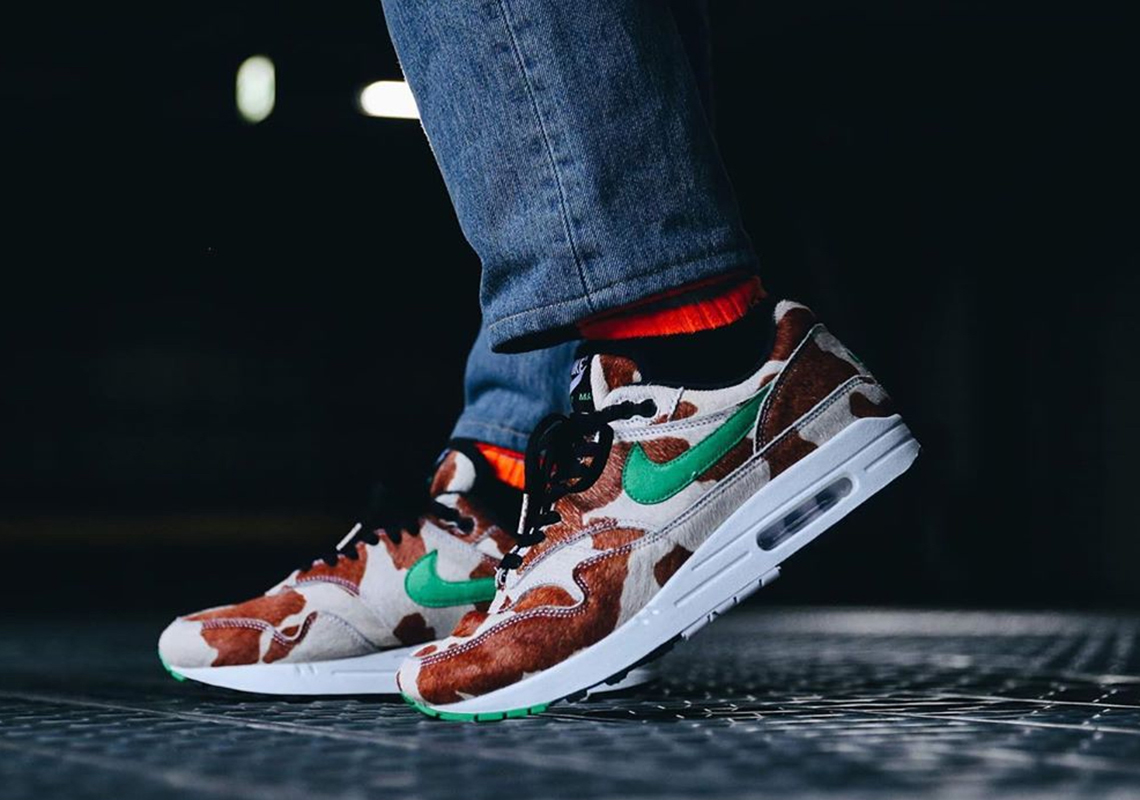 Nike Air Max 1 Animal Pack 2.0 On Foot & Review