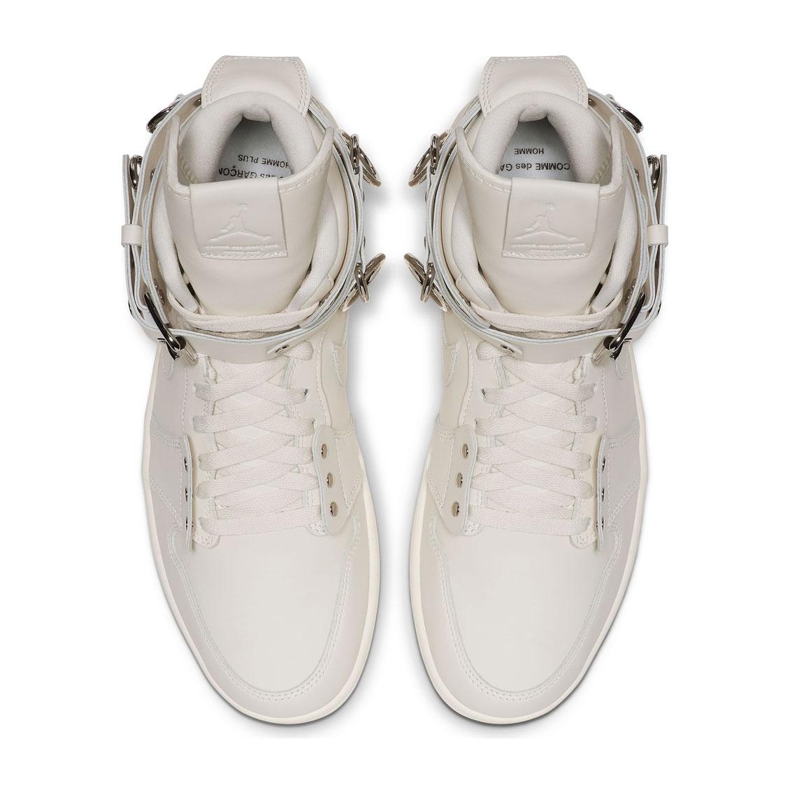 grande vente 89d61 d455f Comme Des Garcons Homme Plus Air Jordan 1 White CN5738-100 ...