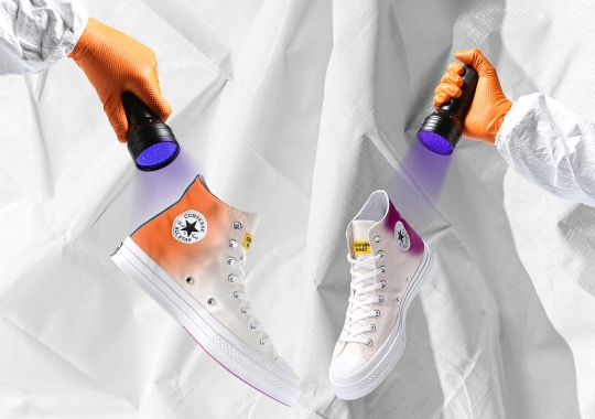 """Inclusive, Not Exclusive"": Chinatown Market's Mike Cherman Discusses UV-Activated Converse Collaboration"