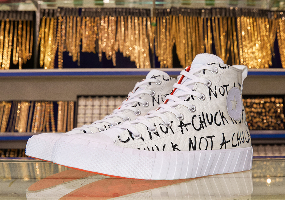 świeże style ceny odprawy eleganckie buty Converse Chuck 70 Untitled Pack Release Date | SneakerNews.com