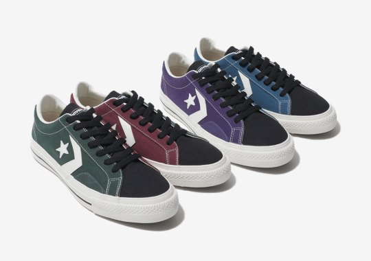 The Converse Pro-Ride Skate Gets Two Alternate Colorblocked Styles