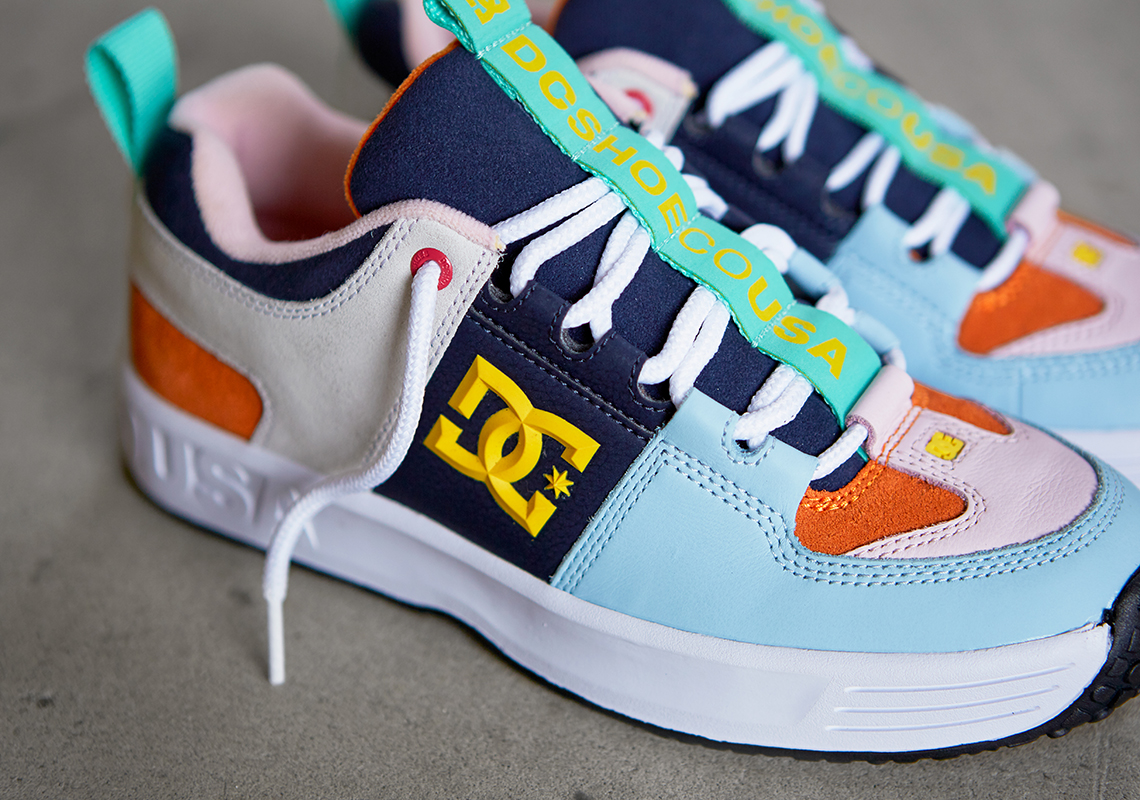 DC Shoes Pastel Pack Release Date