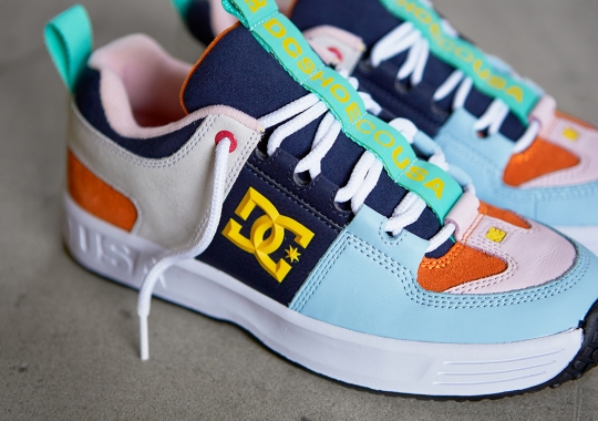 Summer-Ready Hues Arrive On The DC Shoes Pastel Pack