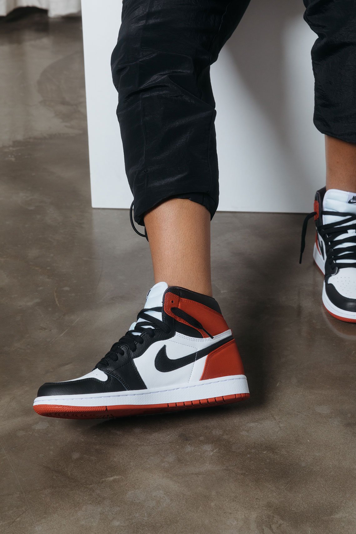 clearance sale classic outlet store sale Jordan 1 Satin Black Toe Release Date | SneakerNews.com