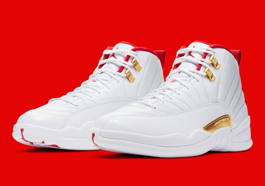 Jordan Brand Commemorates FIBA Basketball With The Air Jordan 12 Retro