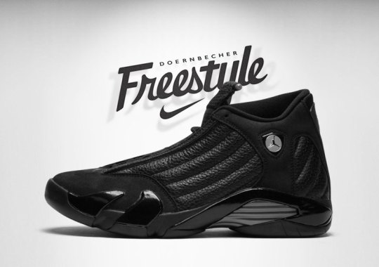 The 2019 Doernbecher Freestyle Collection Will Feature The Air Jordan 14