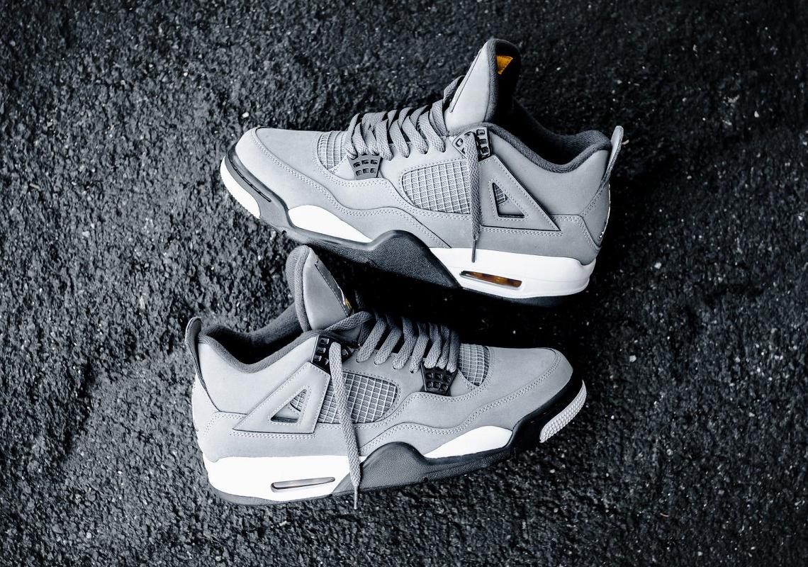 Jordan 4 Cool Grey Store List