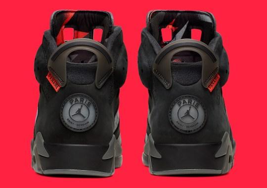 The Air Jordan 6 PSG Is Releasing In July
