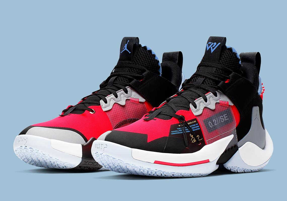 Jordan Why Not Zer0 2 Se Black Red Blue Av4126 600 Release Date Sneakernews Com