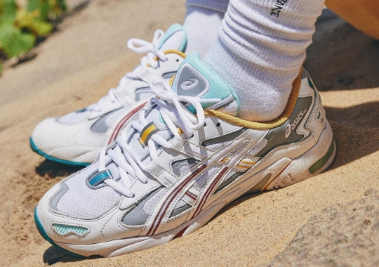 "KITH Gives The ASICS GEL-Kayano 5 A Refreshing ""Oasis"" Colorway"