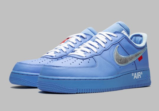 MCA Chicago To Drop 4 Pairs Of The Off-White x Nike Air Force 1 At ComplexCon Via Draw