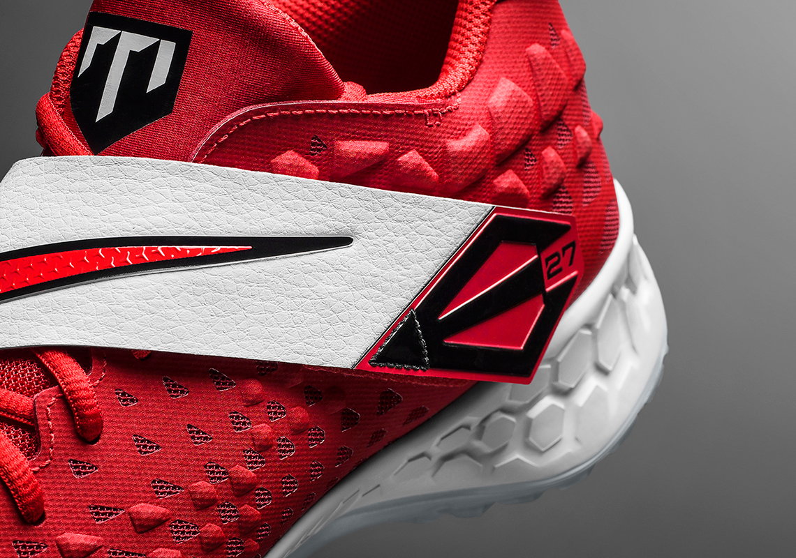 Mike Trout Nike Force Zoom Trout 6