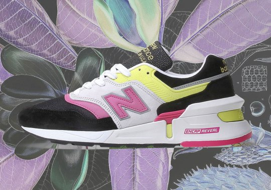 These New Balance 997s Channel Some Aimé Leon Dore Energy