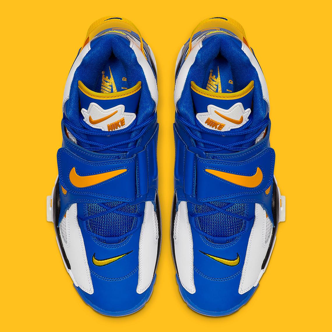 07413c30 Nike Air Barrage Rams AT7847-100 Release Date   SneakerNews.com