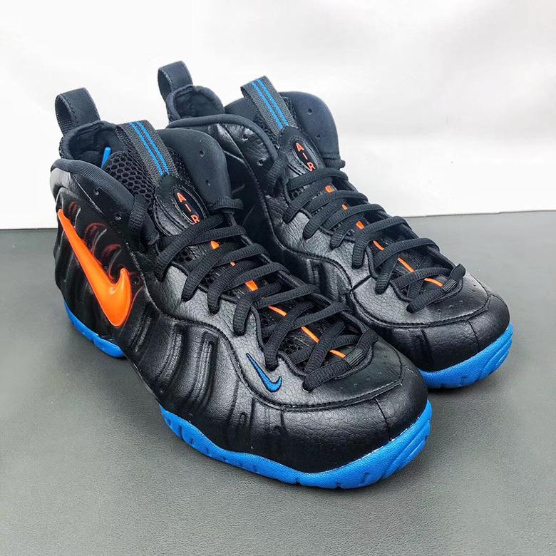 Nike Foamposite Pro Knicks 624041-010