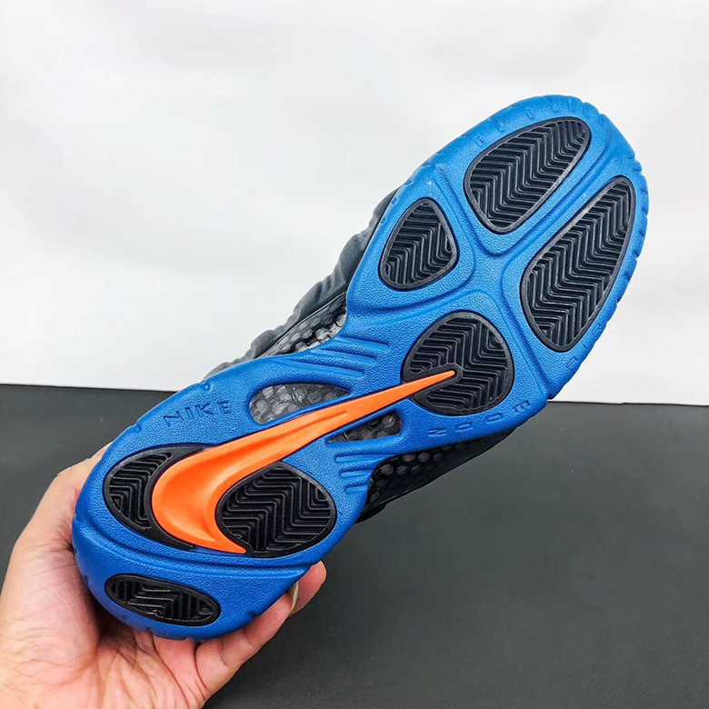 buy popular 278df ff83d Nike Foamposite Pro Knicks 624041-010 Release Date ...