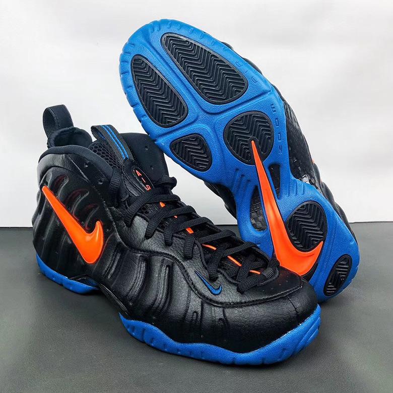 Nike Air Foamposite Pro Knicks