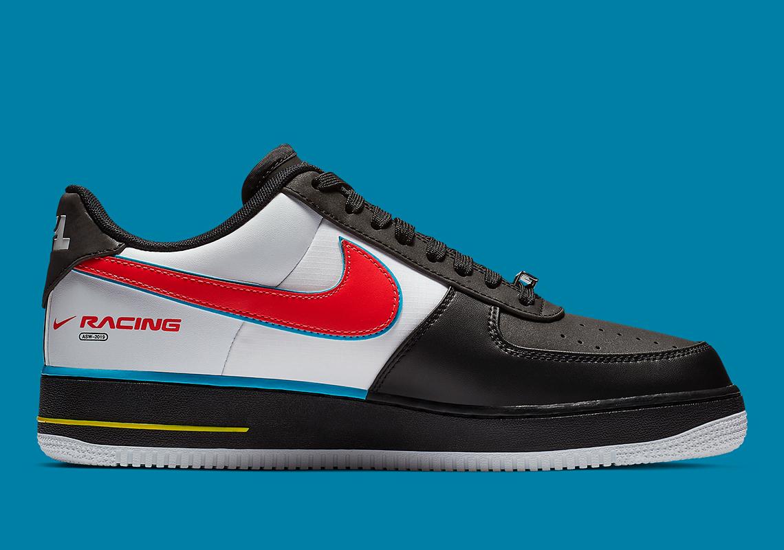 Nike Air Force 1 Racing AH8462 004 Store List |