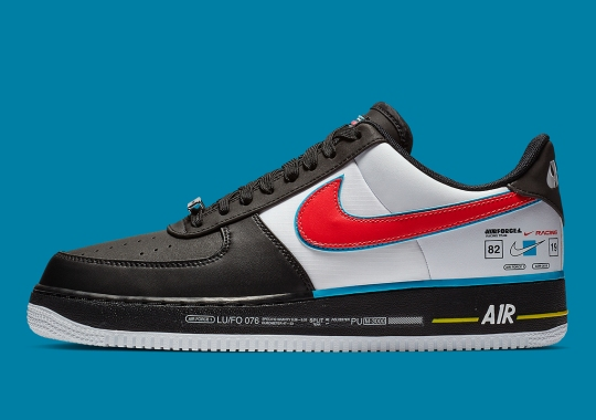 "The Nike Air Force 1 ""Racing"", After Months Of Delays, Has Finally Released"