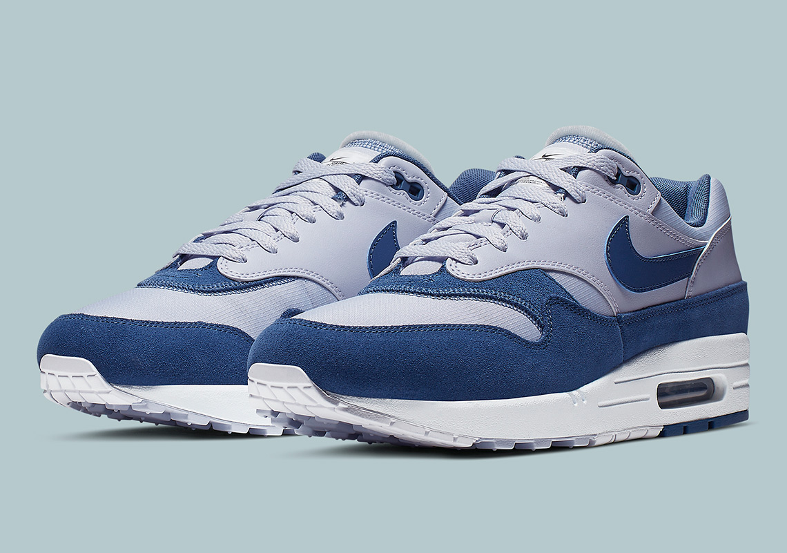 Nike Air Max 1 AH8145 016 Ghost Mystic Navy |