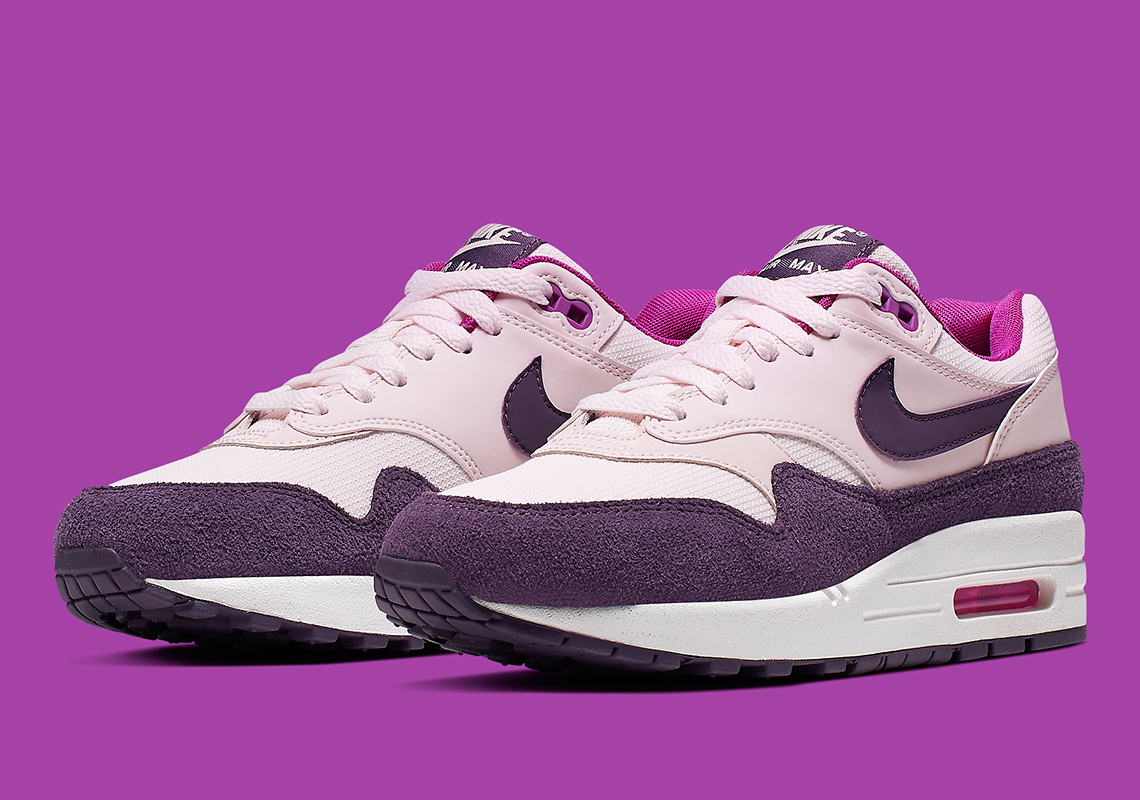 Nike Air Max 1 Grand Purple 319986 610 Release Info