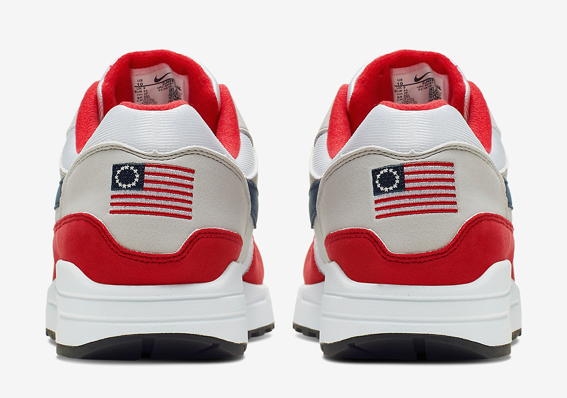 Nike Betsy Ross Flag Shoe Cancelled