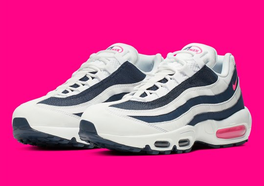 This Nike Air Max 95 Recalls Stussy's Earliest Collaborations