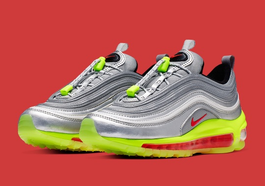Nike Adds Lacelock Toggles To The Air Max 97