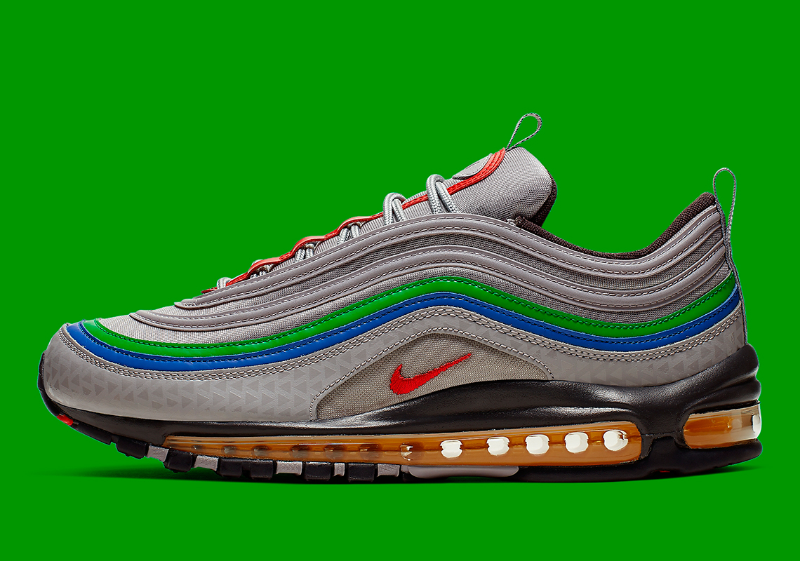 ley amargo teléfono  Nike Air Max 97 Nintendo 64 CI5012-001 Release Info | SneakerNews.com