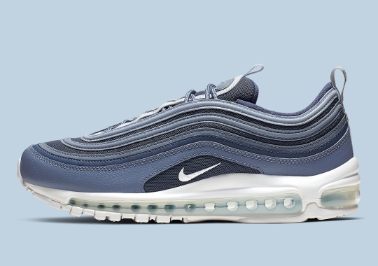 "The Nike Air Max 97 ""Sanded Purple"" Is Available Now"