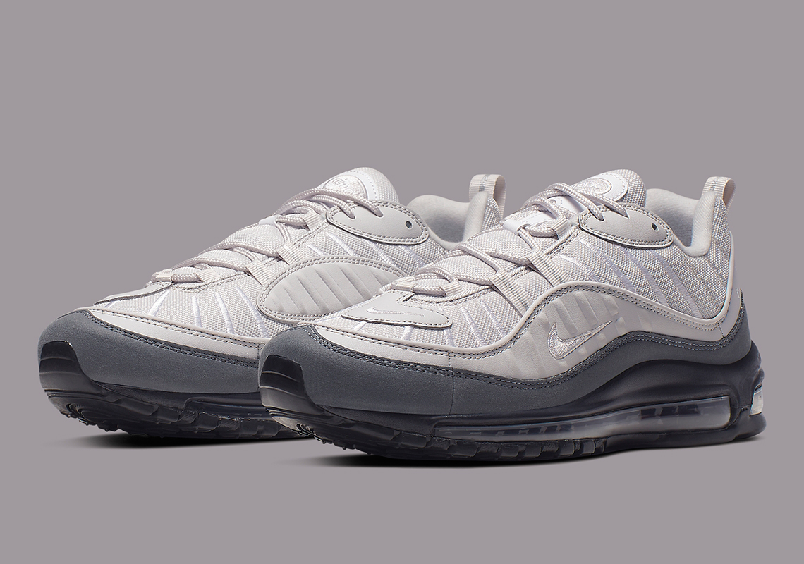 Nike Air Max 98 Grayscale 640744 111 Release Date