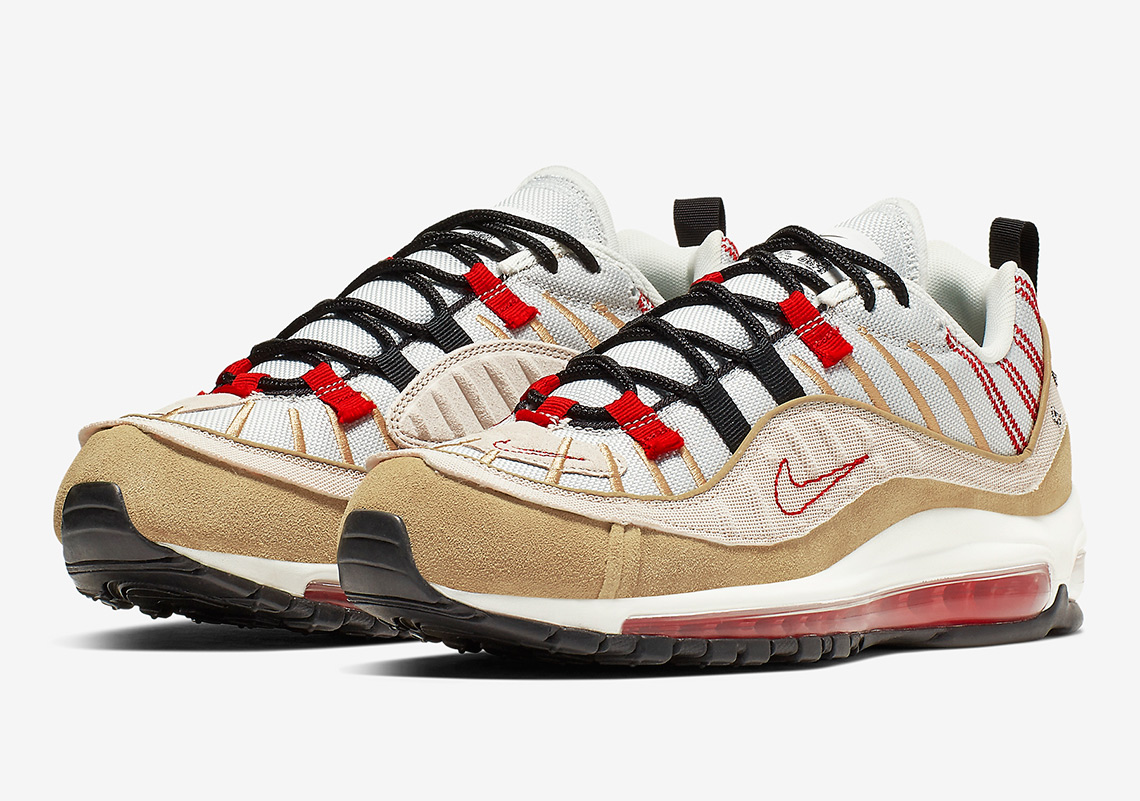sneakers for cheap 41f2d 5b524 Nike Air Max 98 Inside Out AO9380-003 | SneakerNews.com