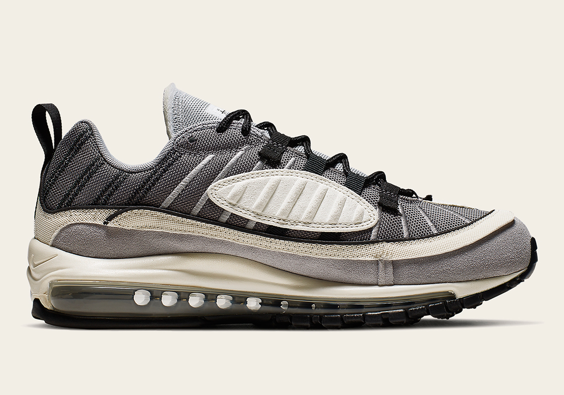 new style 15dda 7f527 Nike Air Max 98 Inside Out AO8380-002 Release Info ...