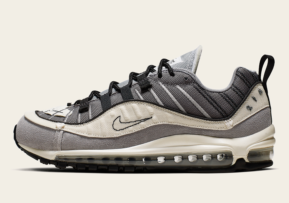 new style 33c53 0eb8b Nike Air Max 98 Inside Out AO8380-002 Release Info ...
