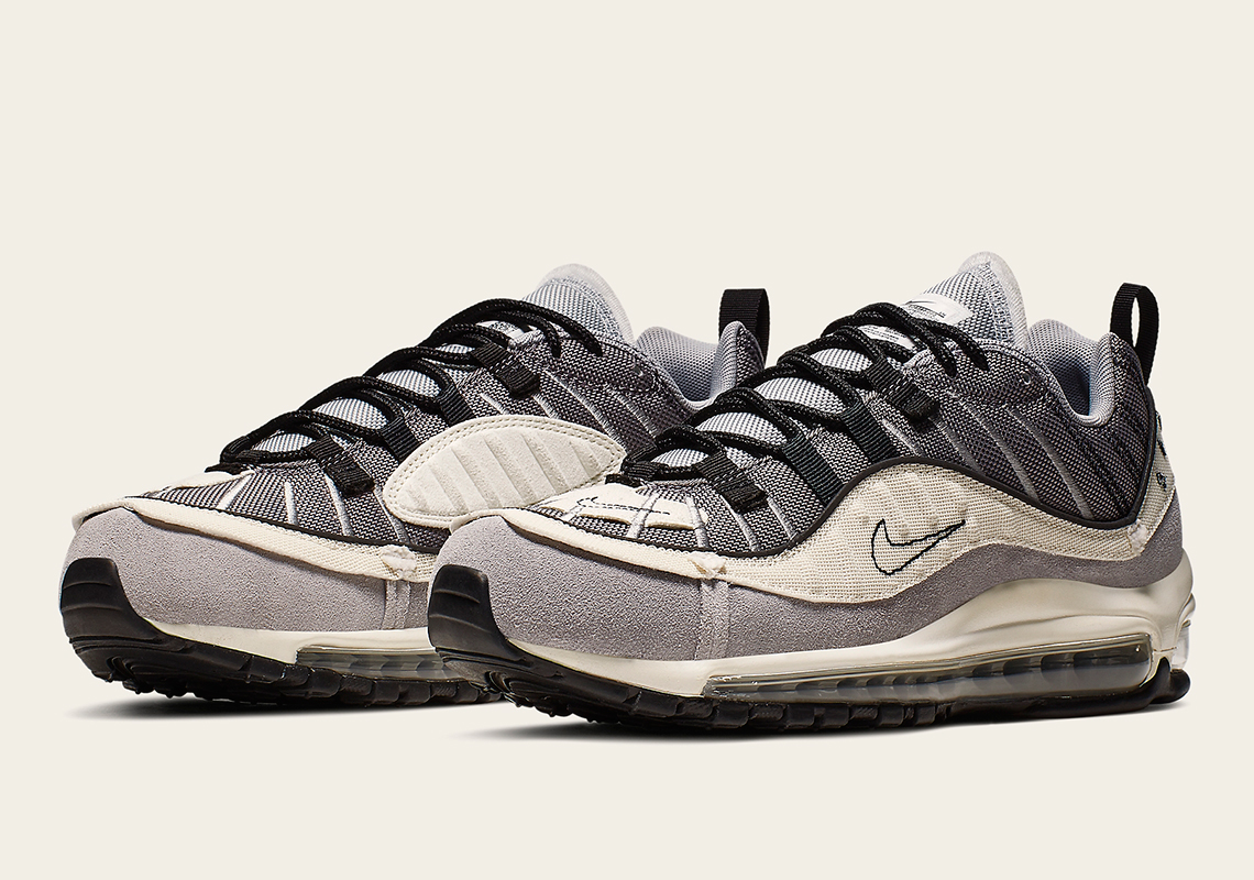 new style 89557 06acb Nike Air Max 98 Inside Out AO8380-002 Release Info ...