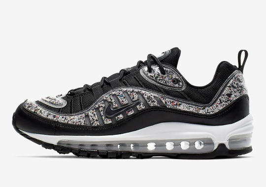 The Nike Air Max 98 LX Is Packed With Recycled Materials