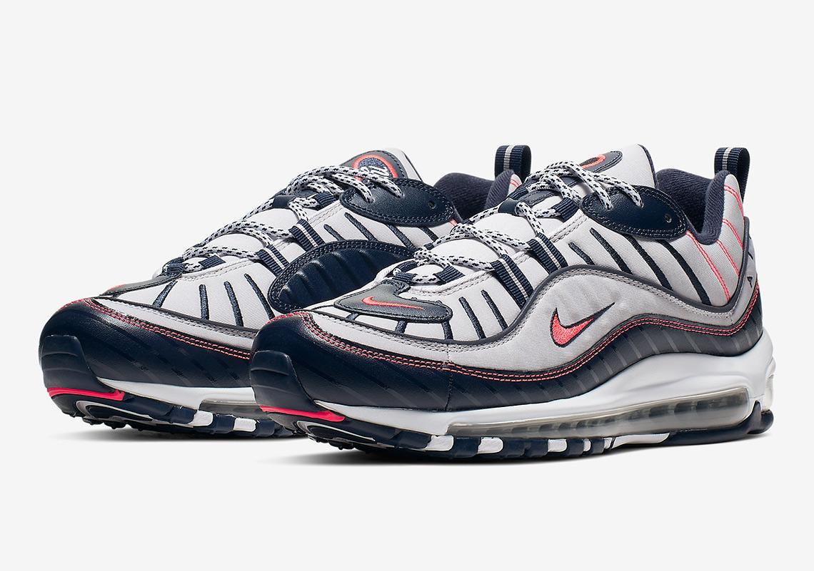 super popular 961c5 674a2 Nike Air Max 98 NYC CK0850-100 Release Info | SneakerNews.com