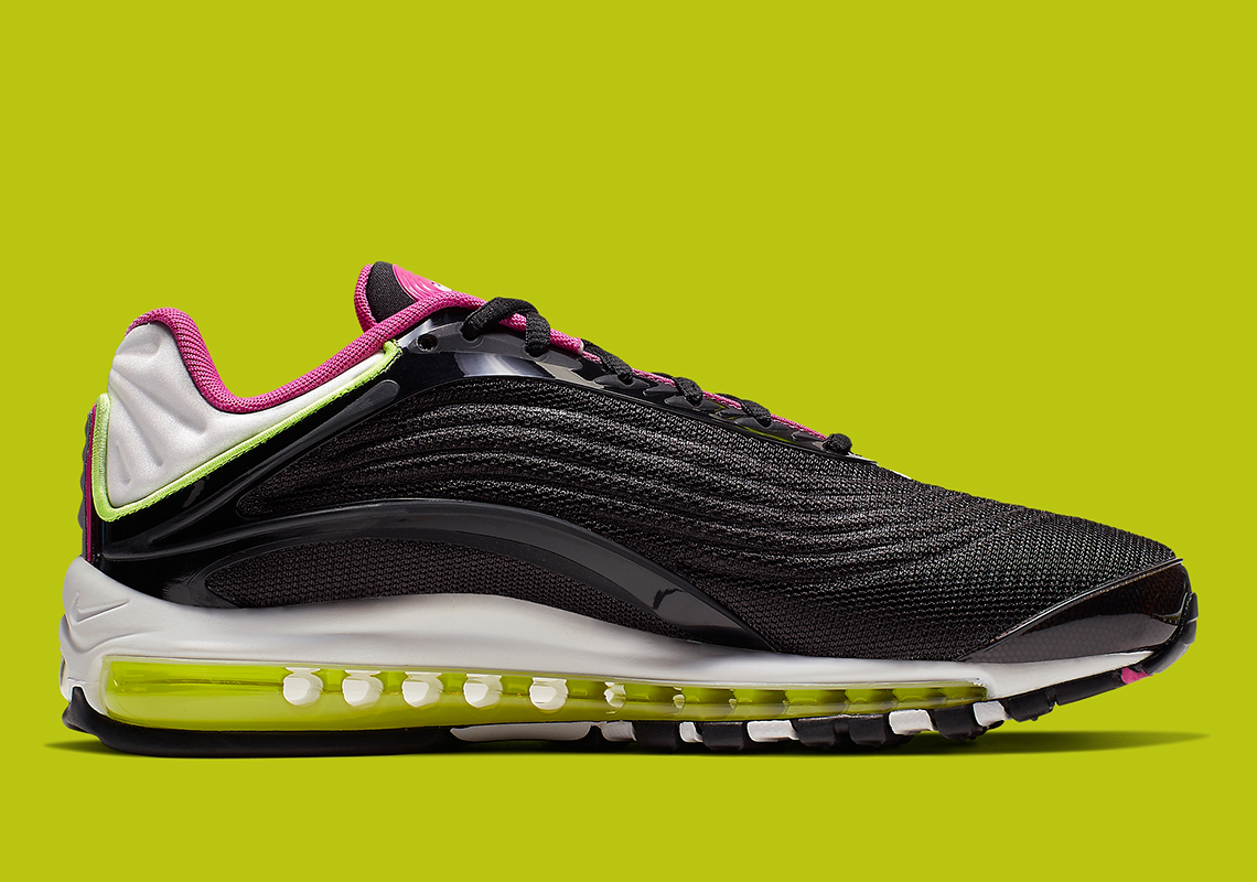 Black Friday Nike Air Max Deluxe Grey Release Info